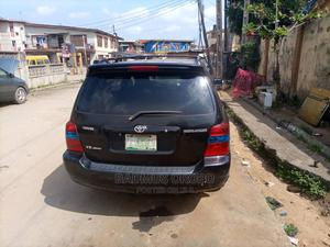 Toyota Highlander 2005 Limited V6 Black | Cars for sale in Lagos State, Mushin
