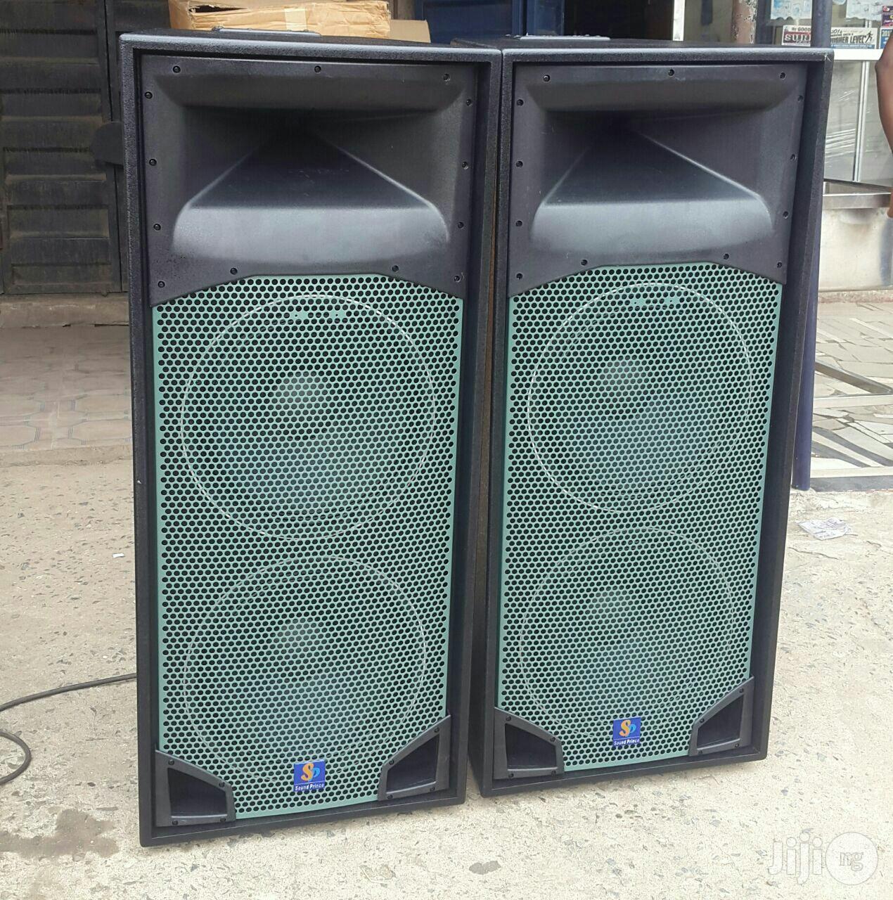 Sound Prince Accuostic Body Speaker (Sp-4) | Audio & Music Equipment for sale in Ojo, Lagos State, Nigeria
