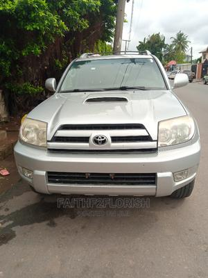 Toyota 4-Runner 2005 Sport Edition V8 4x4 Silver   Cars for sale in Lagos State, Ikeja