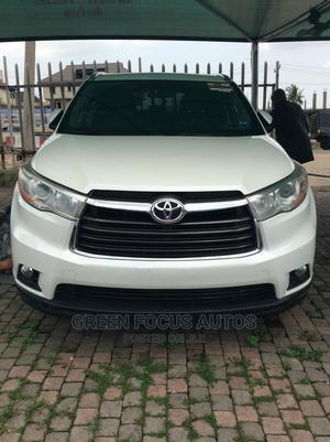 Toyota Highlander 2015 White | Cars for sale in Lagos State, Ojodu