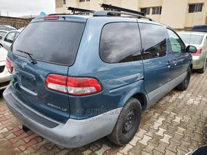 Toyota Sienna 2001 LE Blue   Cars for sale in Lagos State, Ikeja