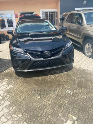 Toyota Camry 2020 SE FWD Black   Cars for sale in Lagos State, Ajah