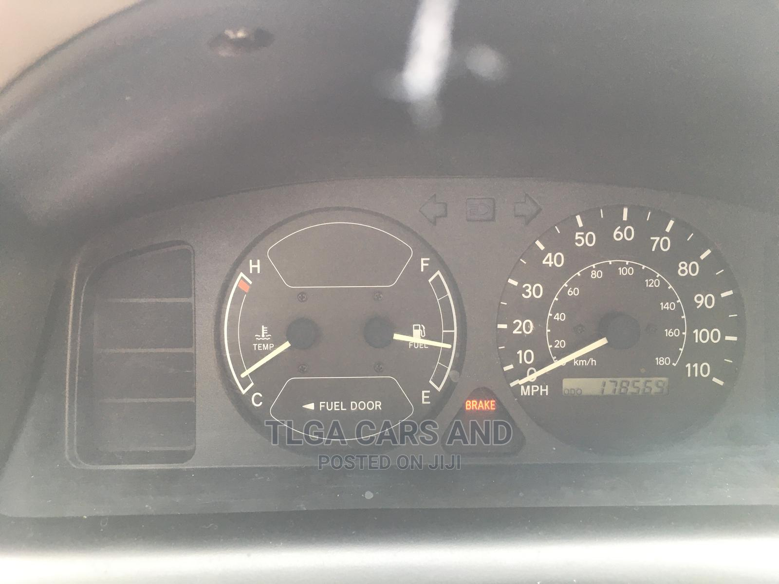 Toyota Corolla 1999 Sedan Automatic Black | Cars for sale in Obafemi-Owode, Ogun State, Nigeria