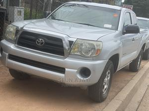 Toyota Tacoma 2005 Access Cab I4 AWD Silver | Cars for sale in Oyo State, Ibadan