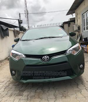 Toyota Corolla 2016 Green | Cars for sale in Lagos State, Ajah