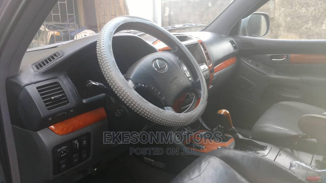 Archive: Lexus GX 2007 470 Sport Utility Gray