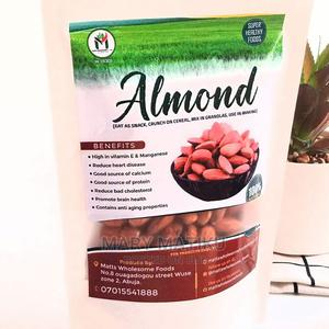 Almond Nut   Feeds, Supplements & Seeds for sale in Abuja (FCT) State, Central Business Dis