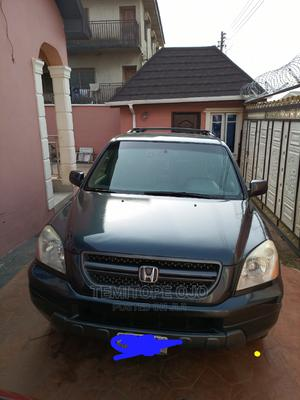 Honda Pilot 2004 EX 4x4 (3.5L 6cyl 5A) Gray   Cars for sale in Oyo State, Ibadan
