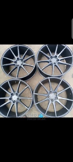 22 Inches for BMW and Range Rover Available Smart Black   Vehicle Parts & Accessories for sale in Lagos State, Mushin