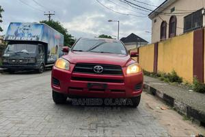 Toyota RAV4 2010 2.5 Red   Cars for sale in Lagos State, Surulere