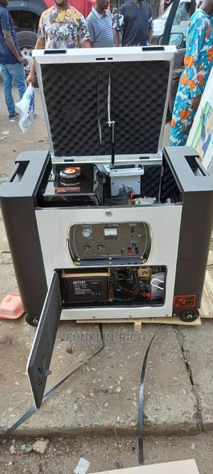 Lutian 10kva Sound Proof Generator   Electrical Equipment for sale in Lagos State, Ikeja