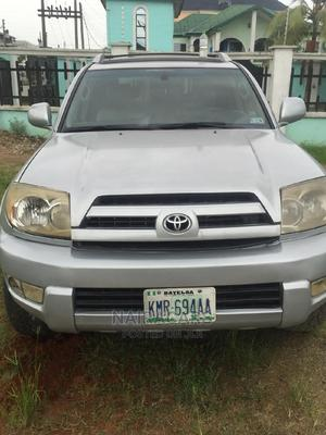 Toyota 4-Runner 2005 Limited V8 4x4 Silver   Cars for sale in Bayelsa State, Yenagoa