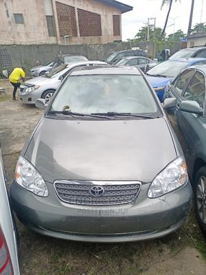 Toyota Corolla 2006 CE Gray | Cars for sale in Lagos State, Amuwo-Odofin