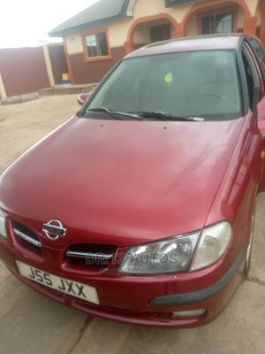 Nissan Almera 2005 1.6 Comfort Red | Cars for sale in Oyo State, Oyo
