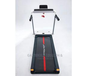 2HP U3 Motorized Home Treadmill 100kg   Sports Equipment for sale in Lagos State, Ajah
