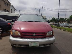 Toyota Sienna 2002 Red | Cars for sale in Lagos State, Ikeja