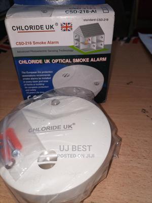 Wireless Optical Smoke Alarm Detector | Safetywear & Equipment for sale in Lagos State, Ikeja