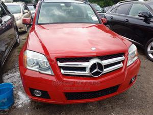 Mercedes-Benz GLK-Class 2012 350 4MATIC Red   Cars for sale in Lagos State, Amuwo-Odofin