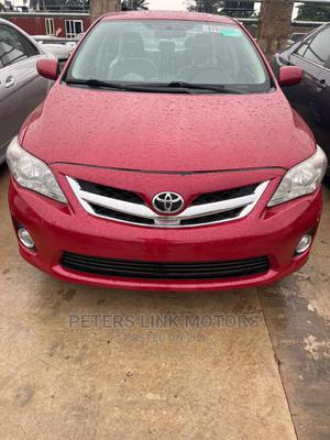 Toyota Corolla 2013 Red | Cars for sale in Edo State, Benin City