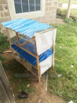 4room Rabbit Cage for Selling | Pet's Accessories for sale in Osun State, Osogbo
