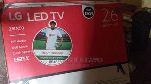 LG LED Tv, 26 Inches   TV & DVD Equipment for sale in Lagos State, Ikeja