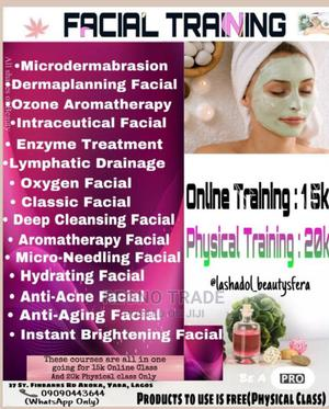 Facial Traning | Classes & Courses for sale in Lagos State, Yaba