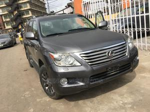 Lexus LX 2011 570 Gray | Cars for sale in Lagos State, Surulere