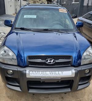 Hyundai Tucson 2006 Blue | Cars for sale in Lagos State, Lekki