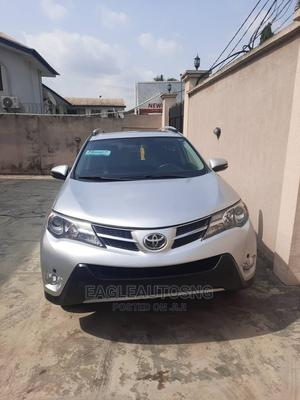 Toyota RAV4 2013 XLE AWD (2.5L 4cyl 6A) Silver   Cars for sale in Lagos State, Yaba