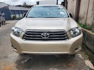 Toyota Highlander 2009 Limited Gold | Cars for sale in Lagos State, Ikeja