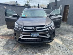 Toyota Highlander 2015 Brown | Cars for sale in Lagos State, Ajah