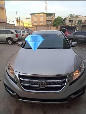 Honda Accord CrossTour 2015 EX-L W/Navigation AWD Silver | Cars for sale in Lagos State, Ikeja