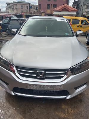 Honda Accord 2013 Silver | Cars for sale in Lagos State, Ikorodu