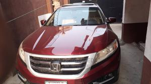 Honda Accord CrossTour 2015 EX-L W/Navigation Red | Cars for sale in Lagos State, Yaba