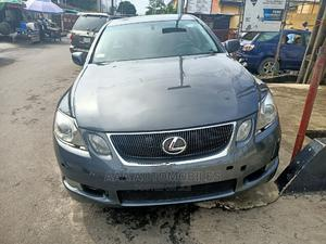 Lexus GS 2008 300 Automatic Gray | Cars for sale in Lagos State, Surulere