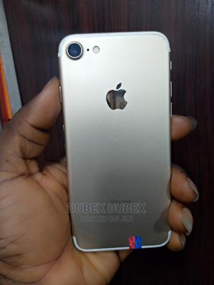 New Apple iPhone 7 32 GB Gold   Mobile Phones for sale in Rivers State, Port-Harcourt