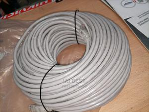 20 Meters Cat 6 Patch Ethernet Lan Cable | Accessories & Supplies for Electronics for sale in Lagos State, Ikeja