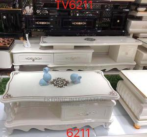 TV Bench Table and Said Chair | Furniture for sale in Rivers State, Port-Harcourt