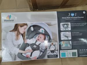 Mastela 3 in 1 Deluxe Multifunctional Bassinet   Children's Gear & Safety for sale in Rivers State, Port-Harcourt