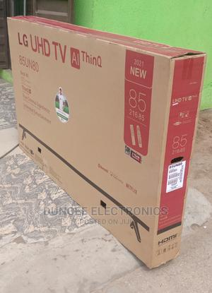 """L.G 2021 New 85"""" Uhd TV 