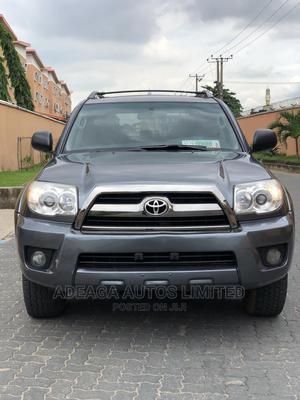 Toyota 4-Runner 2006 SR5 4x4 V6 Gray | Cars for sale in Lagos State, Ifako-Ijaiye