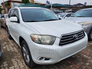 Toyota Highlander 2009 Sport White | Cars for sale in Lagos State, Ikeja