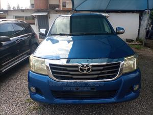 Toyota Hilux 2013 Blue | Cars for sale in Abuja (FCT) State, Garki 2