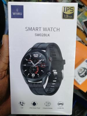 Wiwu Smart Watch SW02 | Smart Watches & Trackers for sale in Lagos State, Ikeja