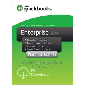 Quickbooks Accounting Software | Software for sale in Lagos State, Yaba
