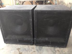 A Pair of SP Single Sub   DJ & Entertainment Services for sale in Lagos State, Surulere