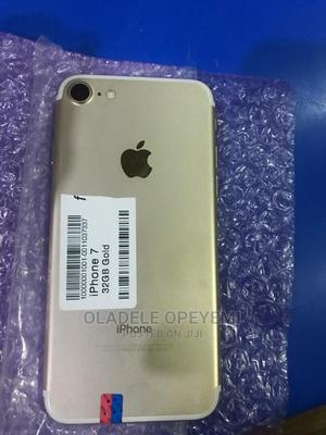 Apple iPhone 7 32 GB Gold   Mobile Phones for sale in Osun State, Ife