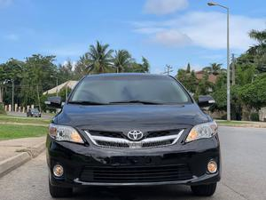 Toyota Corolla 2008 Black | Cars for sale in Abuja (FCT) State, Apo District