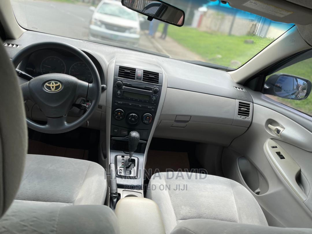 Toyota Corolla 2008 Black | Cars for sale in Apo District, Abuja (FCT) State, Nigeria