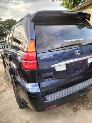 Lexus GX 2005 470 Sport Utility Blue   Cars for sale in Lagos State, Magodo